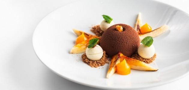 CHESTNUT NIKKA WHISKY MOUSSE dessert